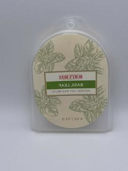 New Burt's Bees Natural Soy Wax Melts 4 oz Eucalyptus Mint N