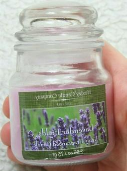 New Hosley Candle Company Scented Candle 2.65 Ounce 75G Pink