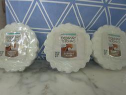 new coconut beach lot of 3 tarts