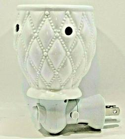 NEW Plug In Candle Wax Melt Tart Warmers Scentsy Woodwick Fr