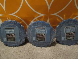 New Yankee Candle Warm Luxe Cashmere lot of 3 Tarts Wax Melt