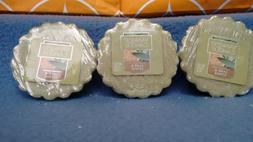 *NEW* Yankee Candle Wax Melt Tarts Sage and Citrus Lot of 3
