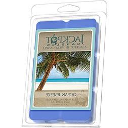 Ocean Breeze Tart Wax Melts with a Ring Inside - Ring Size 8