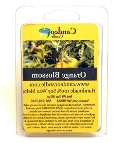 Orange Blossom, Super Scented Soy Melt Cubes, Pack of 2- Use