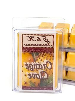 Orange Clove - Pure Soy Wax Melts - Fruit Scents - 1 pack