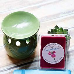 Orchid Rain Wax Melt - Scented Wax Melt - 6 cubes