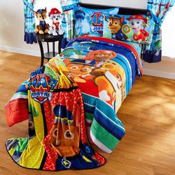 Paw Patrol Puppy Hero Nick Jr. Full Comforter & Sheets