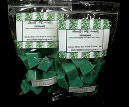 PEPPERMINT Scented Tart Wax Melts Chunks Chips Home Candle W