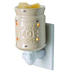 Plug In Candle Wax Melt Tart Warmers Night Light Scentsy Rel