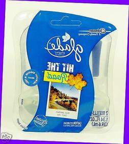 Glade PlugIns Scented Oil Refill, Hit The Road, 1 Pack of 2
