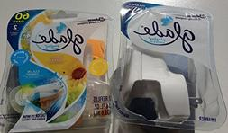 Glade Plugins Scented Oil Air Freshener Kit  - Clean Linen S