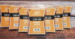 WoodWick Pumpkin Butter Highly Fragranced Wax Melts Lot of 1