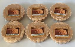 Pumpkin Buttercream Yankee Candle Tarts Wax Melts - 6 pack