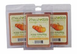 EcoScents Pumpkin Spice Wax Melts , Brown