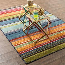 rectangle area throw rug contemporary