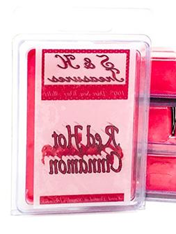 Red Hot Cinnamon - Pure Soy Wax Melts - Candy Scents - 1 pac