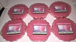 *RETIRED* YANKEE CANDLE TARTS WAX MELTS LOT OF 3 ~COTTON CAN