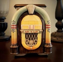 Scentsationals  Retro Collection Jukebox Wax Tart Oil Warmer