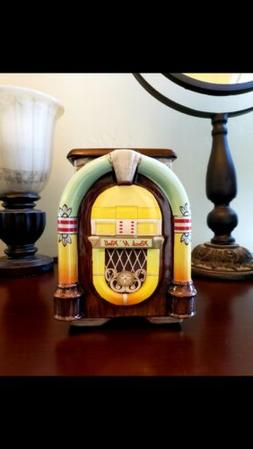 Scentsationals  Retro Collection Jukebox Wax Warmer NEW In B