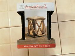 ScentSationals Revere Lantern Full-Size Scented Wax Warmer