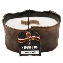 WoodWick® RibbonWick® Brownstone Collection Oval Can