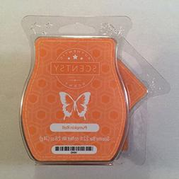Scentsy, Pumpkin Roll, Wickless Candle Tart Warmer Wax 3.2 O
