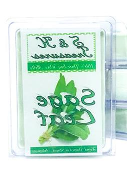 Sage Leaf - Pure Soy Wax Melts - Fresh Scents - 1 pack