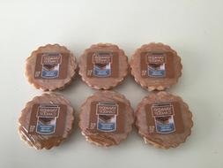 salted caramel tarts wax melts lot of