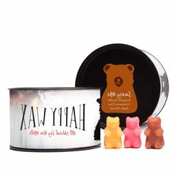 Happy Wax Savory Mix, Scented Soy Wax Melts Fun Bear Shapes