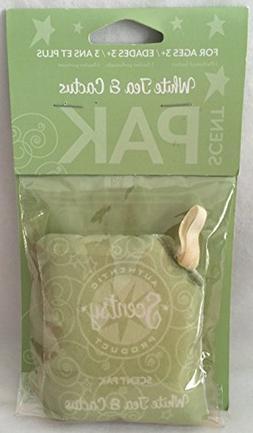 Scentsy Scent Pak White Tea & Cactus