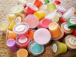 Scented Candle Wax 1 oz Tarts Shot Melts Cups Strong CHOOSE