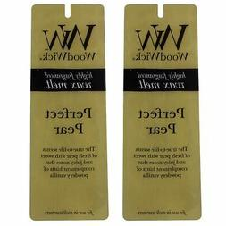 Woodwick Scented Wax Melts - Twin Pack  -Perfect Pear