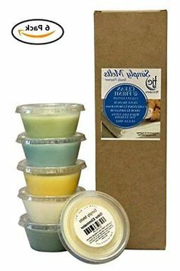 Scented Wax Melts Variety Pack - Hand Poured Natural Soy Wax