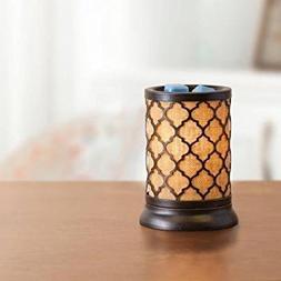 ScentSationals Full Size Tart Warmer Moroccan Burlap