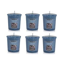 Yankee Candle Six (6 Warm Luxe Cashmere Votive