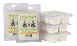 EcoScents Snow covered Pine Wax Melts , White