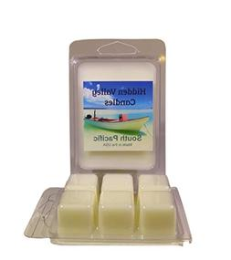 Hidden Valley Candles South Pacific Scented Wax Melts, 2 Pac