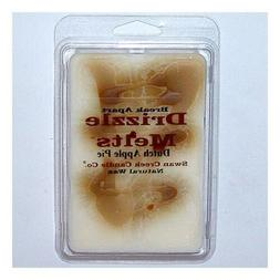 Swan Creek Candle Soy Drizzle Melt 4.75 Oz. - Dutch Apple Pi