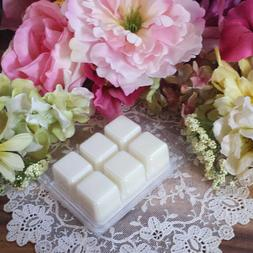 Soy Wax Clamshell Break Away tart melt wickless candle  #A