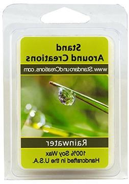 100% All Natural Soy Wax Melt Tart - Rain Water: A very fres