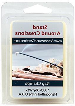 100% All Natural Soy Wax Melt Tart - Nag Champa - Has The Ar