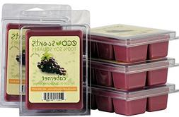 "EcoScents 100% All Natural Soy Wax Melts - ""Cabernet"" 5 Pack"