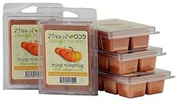 "EcoScents 100% All Natural Soy Wax Melts - ""Pumpkin Spice"" 5"