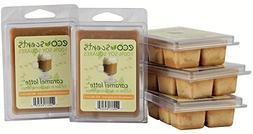 "EcoScents 100% All Natural Soy Wax Melts - ""Caramel Latte"" 5"