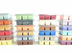 Soy Wax Melts Tarts You Choose Scent Wickless Vegan Clamshel