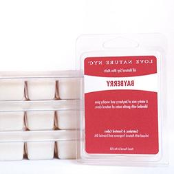 All Natural Soy Wax Melts, , Bayberry Scented, Non-Toxic, 18