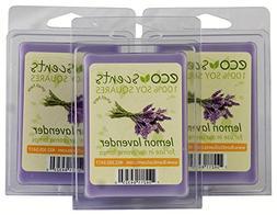 "EcoScents 100% All Natural Soy Wax Melts - ""Lemon Lavender"""