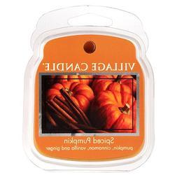 Spiced Pumpkin Melts By Village Candles