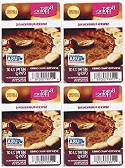 Better Homes and Gardens Spiced Pumpkin Pie Wax Cubes - 4-Pa