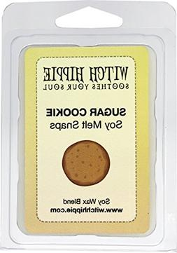 Witch Hippie Sugar Cookie Scented Wickless Candle Tarts, 6 N